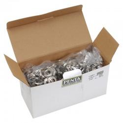 Manual Press 500Eylets 12mm Nickel