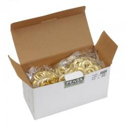 Manual Press 250Eylets 15mm Brass