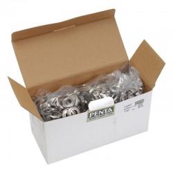 Manual Press 250Eylets 15mm Nickel
