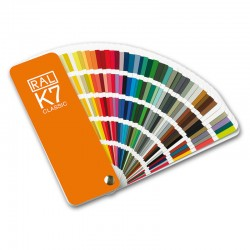Safety Films Accessories RAL K7 Swatchbook
