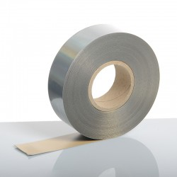 Reflexite 50m x 50mm White Rigid ECE 104 Stripes