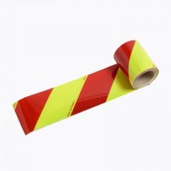 CHEVS7 - Yellow/Red Fluorescent Class B