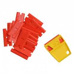 Safety Films Accessories Kit with scraper +25 blades