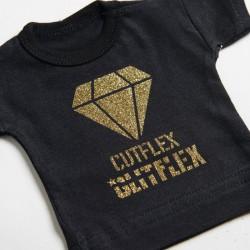 GOLD GLITTER FLEX