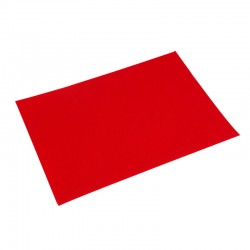 Felt Pad for Squeegees Red Felt Pad A5 Sheet Size