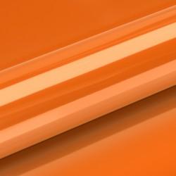 Cast 1230mm x 30m Colocynth Orange Gloss