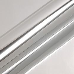 PET Metallic 600mm x 30m Silver
