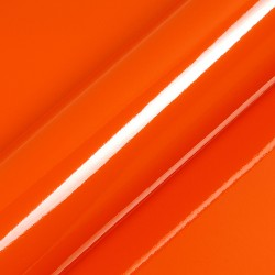 Suptac 615mm x 30m Non-perf. Mandarin Red Gloss