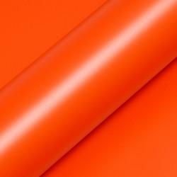 Translucent 1230mm x 30m Pumpkin Orange