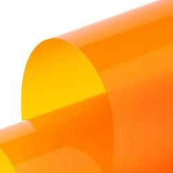 Transparent 1230mm x 30m Saffron