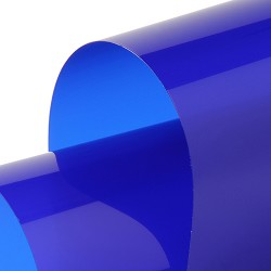 C4387 - Transparent Dark Blue