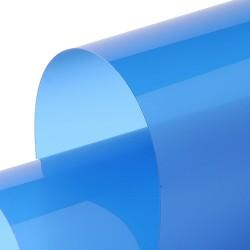 Transparent 1230mm x 30m Pale Blue