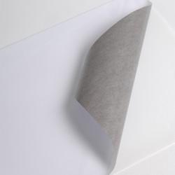 1050mm x 45m Hex'Press White Gloss