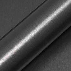 Cast 1520mm x 5m Brushed Alu Anthra. Grey Gl HX